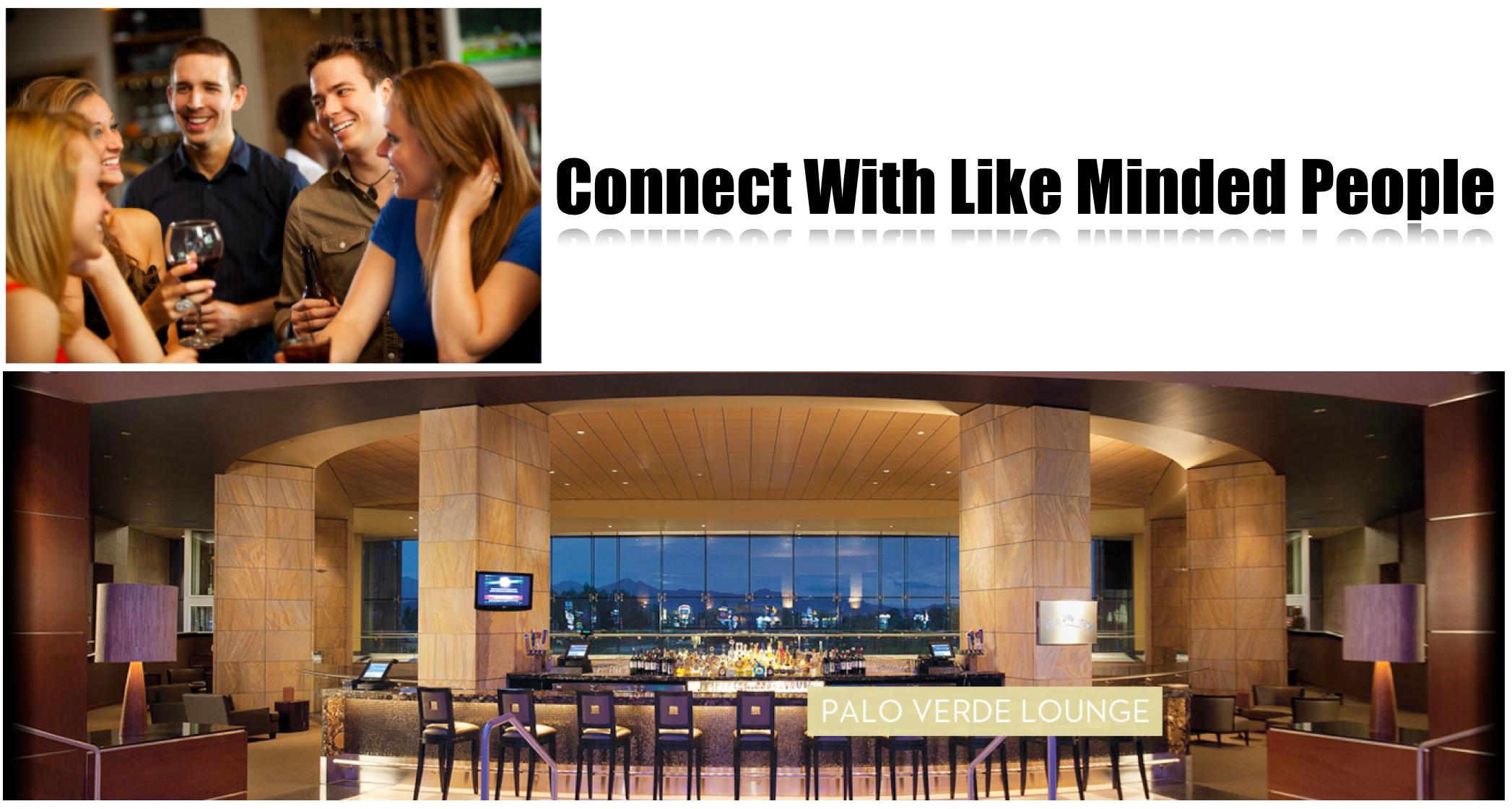 Connect with Like Minded People